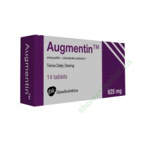AUGMENTIN DUO 625MG TABLET